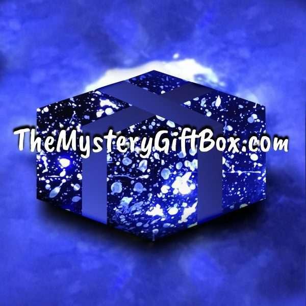 The Mystery Gift Box Logo