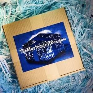 Birthday Mystery Gift Box Icon