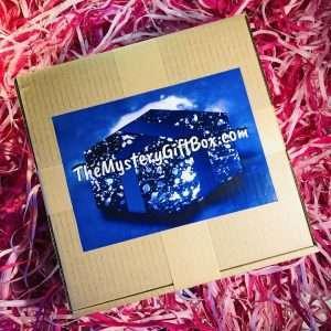 Flamingo Mystery Gift Box Icon