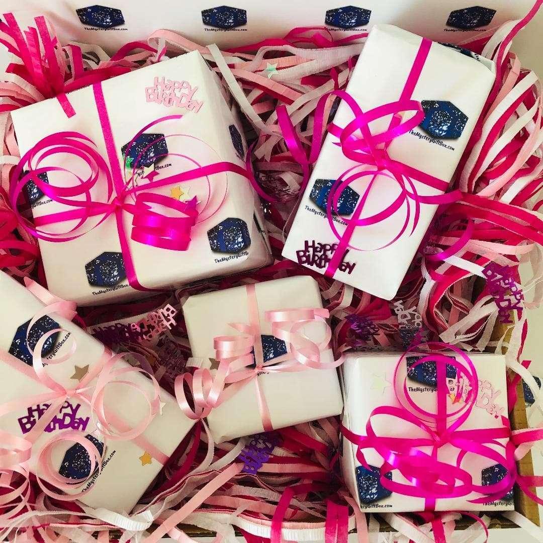Birthday Mystery Gift Box